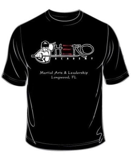 Hero Workout T-shirt