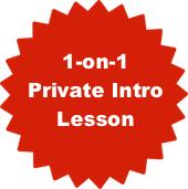 1-on-1 Intro Lesson