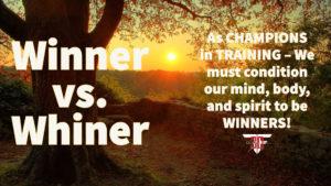 Winners-vs-Whiners