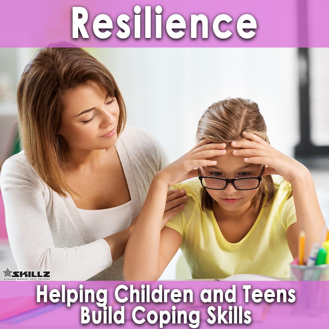 Karate Teaches Resilience