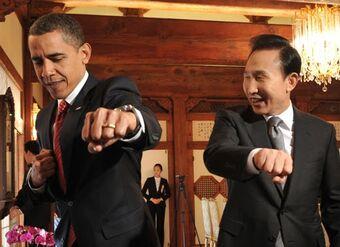 President Barack Obama Studied TaeKwonDo