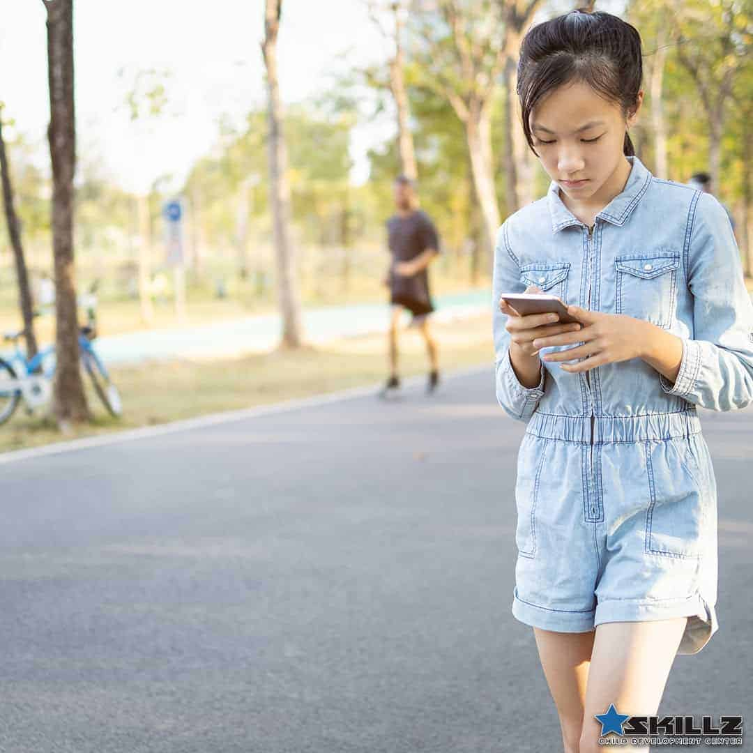 Situational Awareness Child Safety Alertness