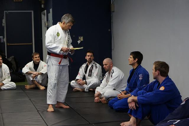 Carlos Machado BJJ Seminar CT