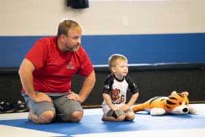 2 - 4 year old martial arts