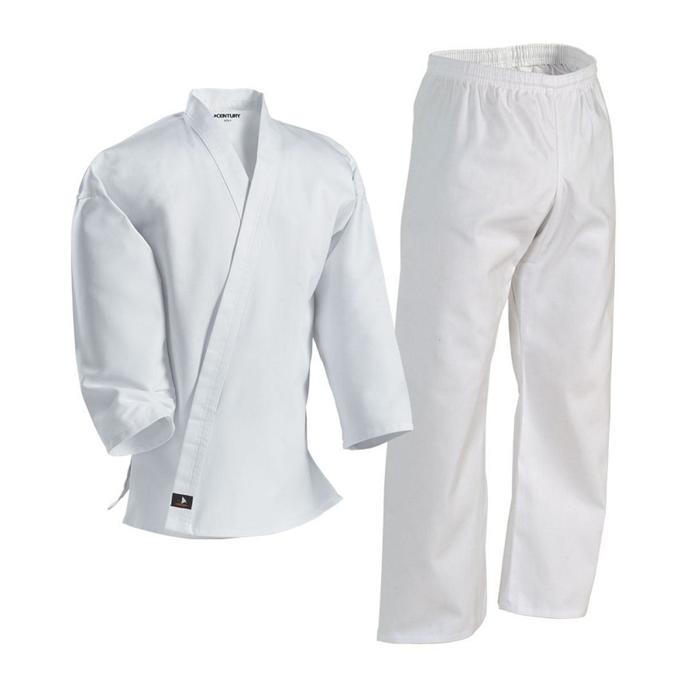 (Uniform with White Belt Value: $49)